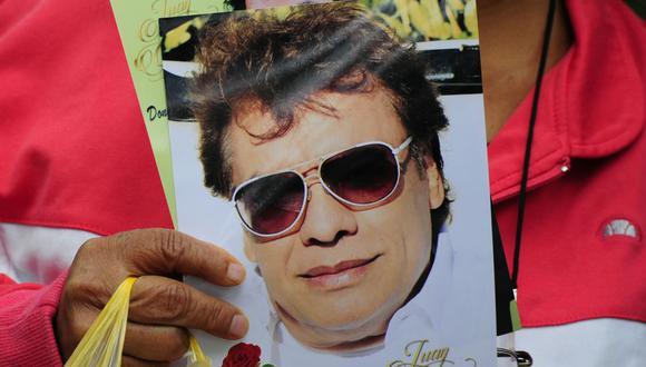 Juan Gabriel: Su familia anuncia documental, película y homenajes al artista. (Foto: AFP/Pedro Pardo)