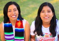Las youtubers que te enseñan a hablar en quechua desde casa