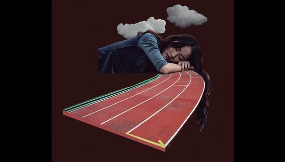 La flojera es un gran contenedor de miedos e inseguridades no resueltos. (Ilustración: Nadia Santos)