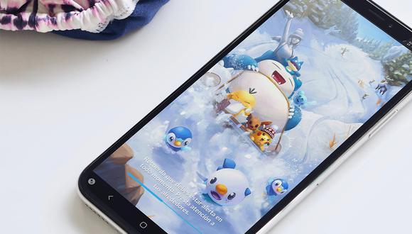 ¿Te habías percatado de esta nueva portada de Pokémon GO? Juego se prepara para la temporada de Navidad 2019. (Foto: Pokémon)