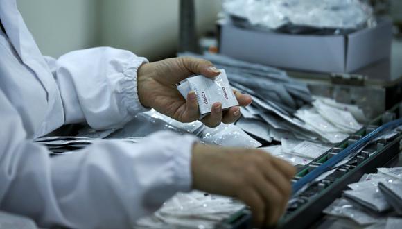 En el primer semestre del año la venta de condones cayó un 8%, según expertos y el Colegio de Farmacéuticos de Argentina. (Foto: Reuters)