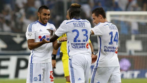 Marsella de Marcelo Bielsa goleó 4-0 al Niza por la Ligue 1