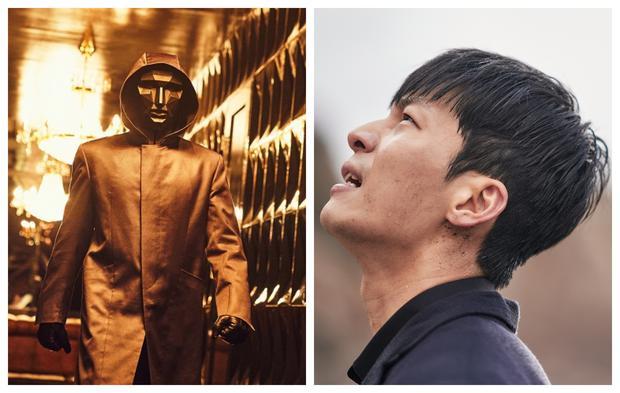 Oficial de la policía surcoreana descubre quién es el líder de los peligrosos juegos. (Foto: Netflix)
