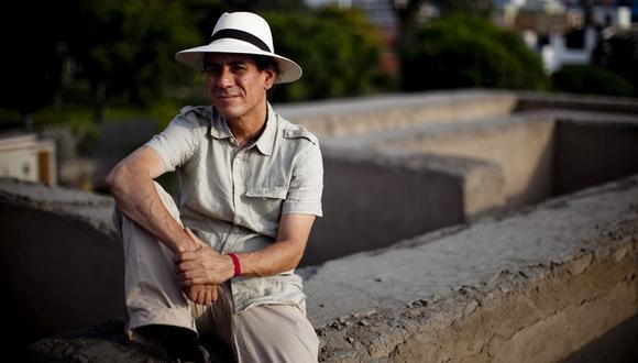 Guillermo Castrillón. (Foto: Christian Ugarte/ El Comercio)