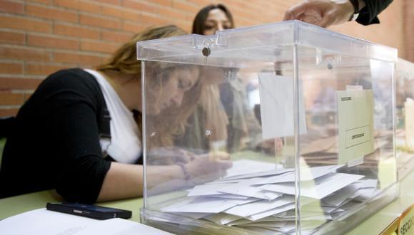 El PSOE ganó la mayoría de escaños en las Elecciones en España. (Foto: AFP)