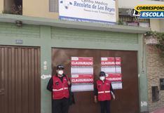 Detectan centros de salud clandestinos en Puente Piedra