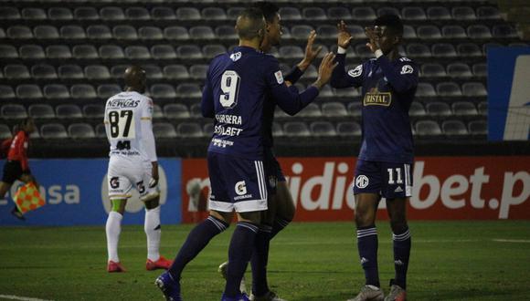 Sporting Cristal y Binacional se enfrentaron por la fecha 19 de la Fase 1 de la Liga 1 del fútbol peruano. (Foto: Liga 1 profesional)