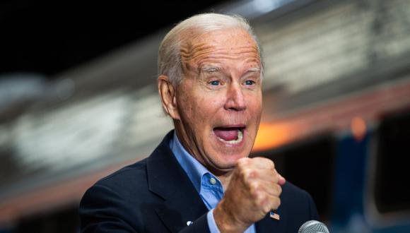 Joe Biden ganó a Donald Trump las elecciones en Estados Unidos con 306 votos electorales. (Foto: ROBERTO SCHMIDT / AFP).