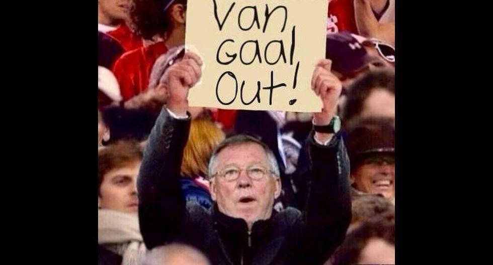 Mira los divertidos memes de la caída del Manchester United  - 11