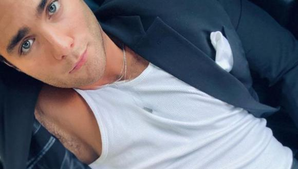 El actor tiene un hermano menor llamado Alain. (Foto: Carlos Said / Instagram)