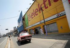 Elektra y otras seis empresas que cerraron en Perú a raíz de la pandemia