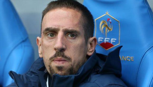 """Platini: """"Ribery sería sancionado si no juega con Francia"""""""