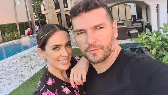 El esposo de Jacky Bracamontes, Martín Fuentes, señaló que ahora espera recibir un diagnóstico y someterse a un tratamiento para recuperar totalmente la audición. (Foto: Instagram / @jackybrv / @mft07).