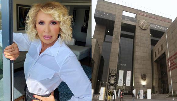 Laura Bozzo se defiende tras decir que fue ministra de Cultura en Perú. (Instagram/GEC)