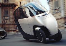 Nimbus EV, la moto eléctrica de tres llantas que promete hasta 191km de autonomía