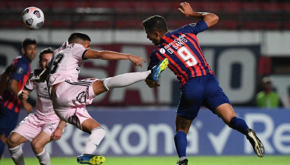 San Lorenzo buscará su clasificación ante Santos en Vila Belmiro | Foto: AFP