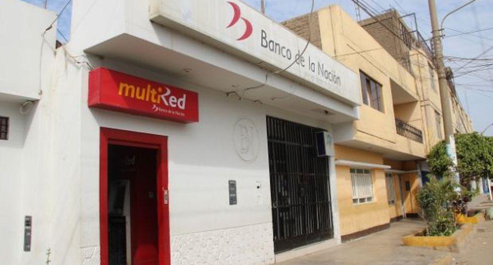 Banco de la Nación cerca de comisaría fue asaltado en Nasca