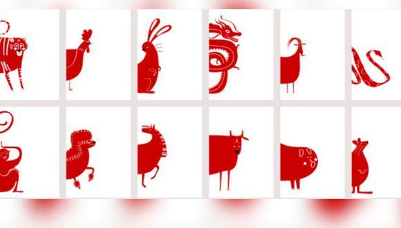 Estos son los 12 animales que conforman el zodiaco chino (Foto: Pixabay)