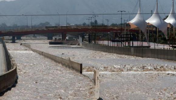 COEN: caudal del río Rímac tiene tendencia al descenso