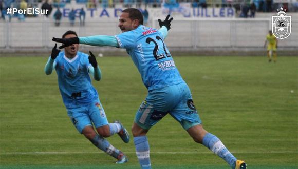 Binacional depende de un par de resultados para ser campeón de la Liga 1 Apertura. (Foto: Binacional)