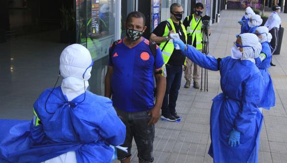 Coronavirus en Colombia   Ultimas noticias   Último minuto: reporte de infectados y muertos hoy, sábado 1 agosto del 2020   Covid-19   (Foto: EFE/ Mario Caicedo).