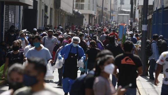 El Gobierno continuará ejecutando medidas para evitar el contagio de coronavirus. (Foto: Violeta Ayasta/ GEC)