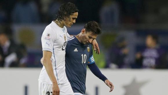 Lionel Messi tras victoria habló sobre dura marca de Uruguay