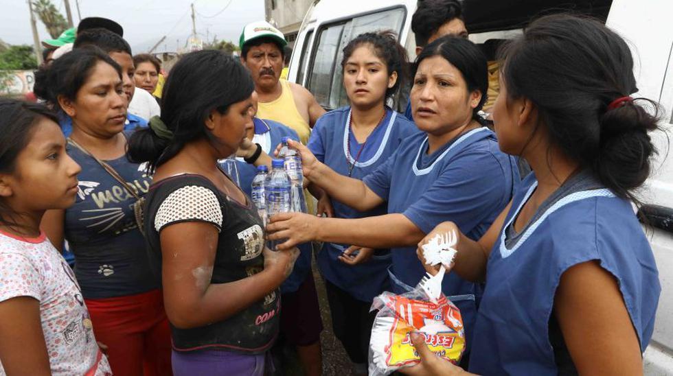 Huachipa: el paso devastador del río Rímac por Carapongo - 29
