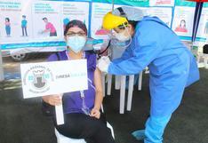 Vacunación contra el COVID-19: mañana iniciará aplicación de la segunda dosis a personal de salud del Callao