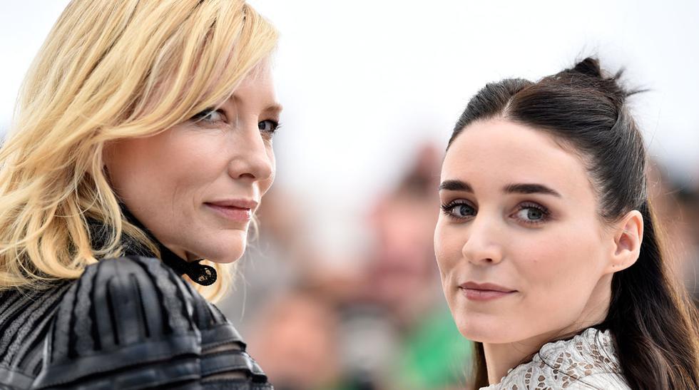 Rooney Mara: de Hollywood al cine de culto en Cannes (FOTOS) - 13