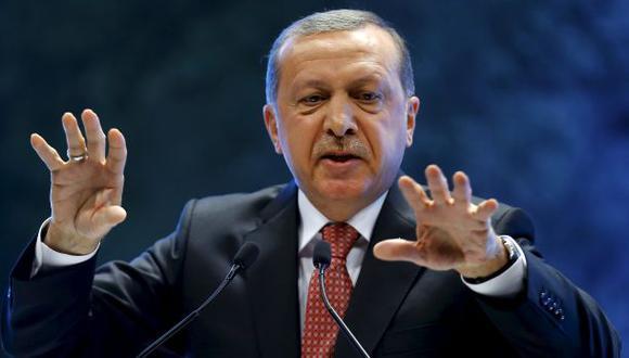 Turquía acusa a Europa de provocar un cementerio de inmigrantes