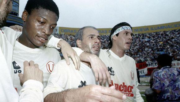 Nunes fue futbolista de Universitario durante tres años: 1993,1994 y 1995. (Foto: GEC)