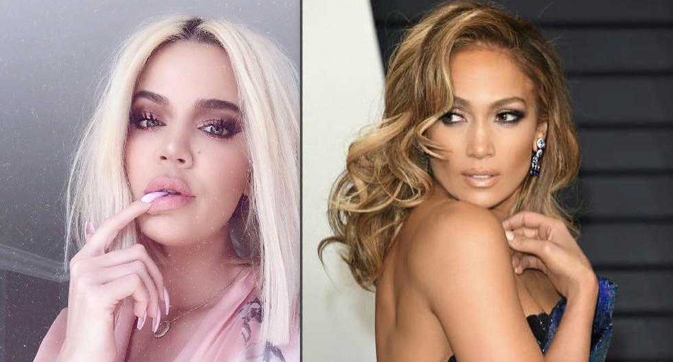 La hermana de Kim Kardashian se emocionó por propuesta de matrimonio de Alex Rodríguez a Jennifer Lopez. (Fotos: Instagram)