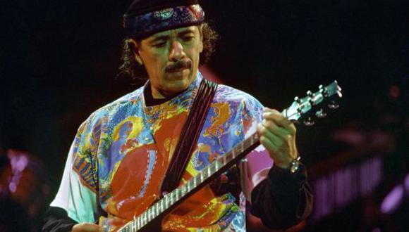 Santana: cinco canciones que lo muestran en su mejor momento