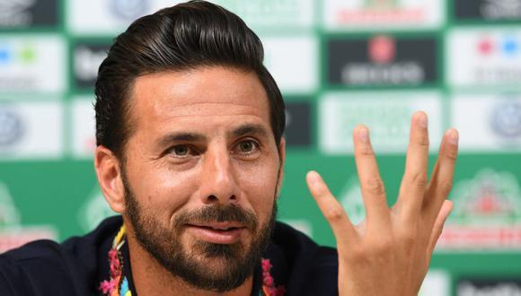 Claudio Pizarro vive su última etapa como futbolista profesional. (Foto: AFP)
