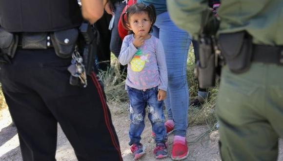 La Oficina del Censo de Estados Unidos estima que la inmigración neta -el número de personas que entran menos los que se van del país- ha caído a su nivel más bajo en una década. (Foto: Getty Images)
