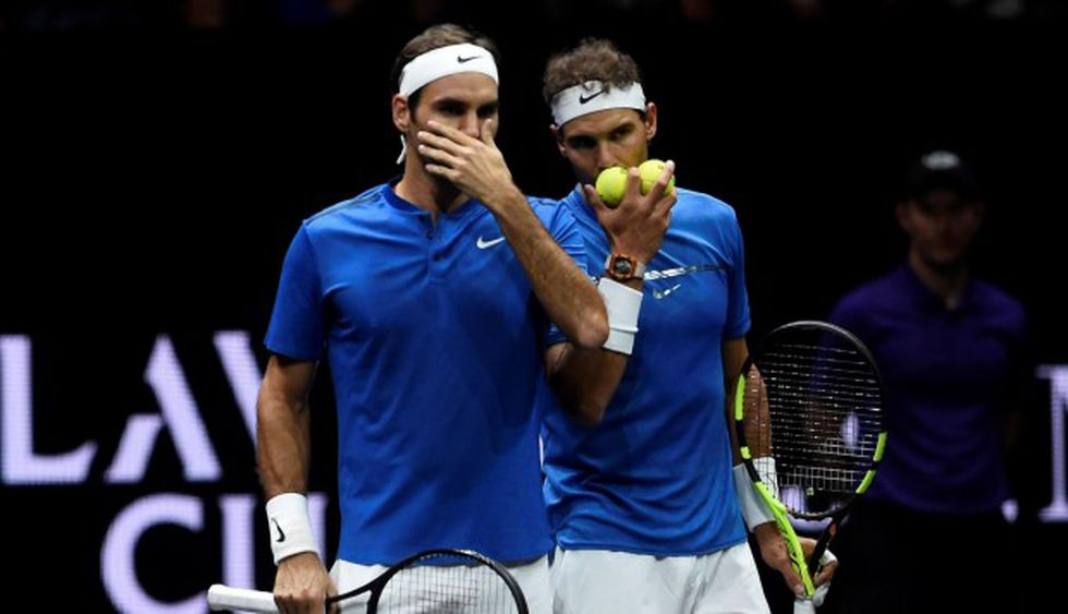 El último enfrentamiento entre ambos se produjo hace un mes en las semifinales de Roland Garros. El triunfo fue para el español. (Foto: AP)