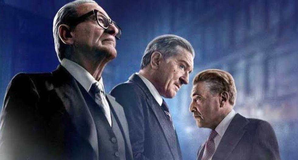 """""""The Irishman"""", la nueva obra de Scorsese sobre la mafia, llega a Netflix impulsada por la crítica. (Foto: Netflix)"""