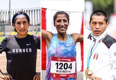 Tokio 2020: cuándo compiten Gladys Tejeda, Jovana de la Cruz y Christian Pacheco en maratón