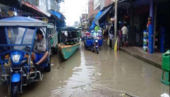Madre de Dios: efectivos policiales patrullan la zona con el fin de atender cualquier emergencia que se presente. (Foto: Difusión)