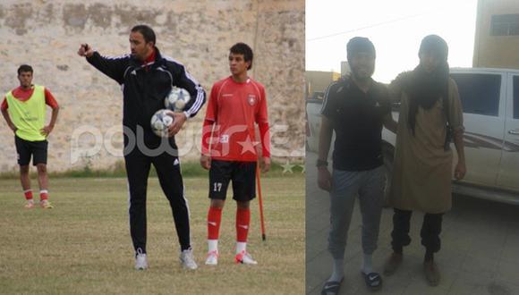 Túnez: jugador dejó el fútbol y murió luchando con terroristas