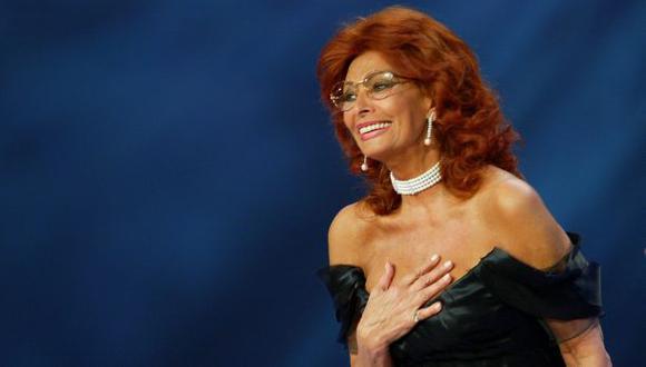 Sophia Loren cumple 81 años: la gran belleza