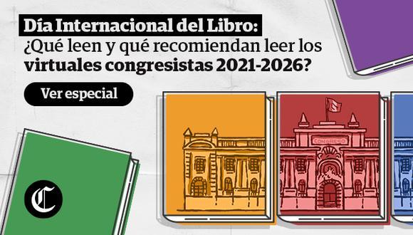 A raíz del Día del Libro, consultamos con los nuevos representantes legislativos sus preferencias a la hora de la lectura.