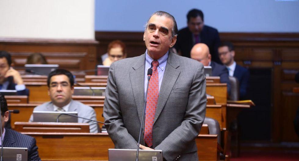 Pedro Olaechea, ex Peruanos por el Kambio. (Foto: Congreso de la República)