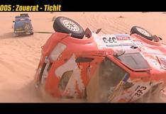 Tichit, la etapa infernal que se vivió en el Dakar 2005