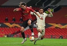 Manchester United a la final de la Europa League pese a perder 3-2 ante Roma en Italia