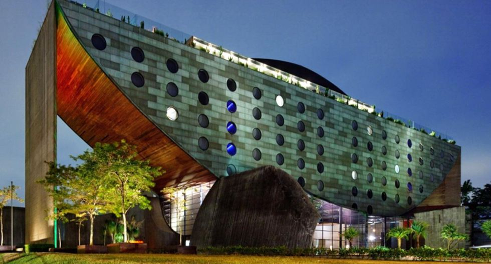 Hotel Único, Brasil. (Foto: Hotel Único)