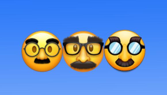 El emoticón varía ligeramente en su diseño dependiendo de la plataforma o red social como: Facebook, Twitter, Instagram, etc. (Foto: Mag)