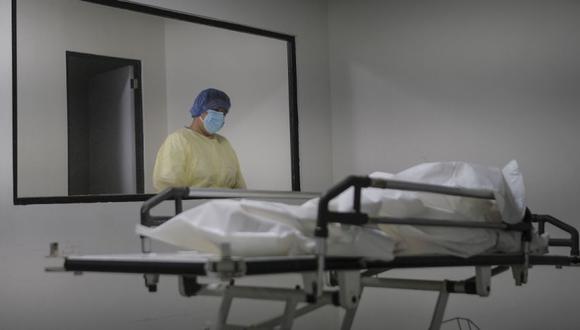 Coronavirus en Venezuela | Últimas noticias | Último minuto: reporte de infectados y muertos por COVID-19 hoy, viernes 09 de abril del 2021. (Foto: AP/Matias Delacroix)