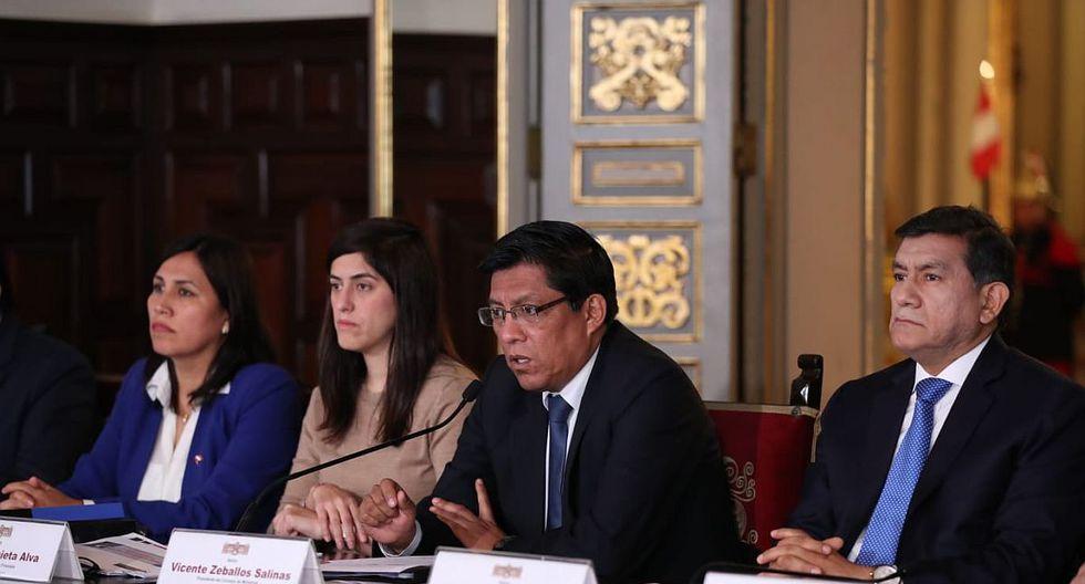 Se confirma aseguramiento de salud para todos los peruanos. (Foto: Presidencia)